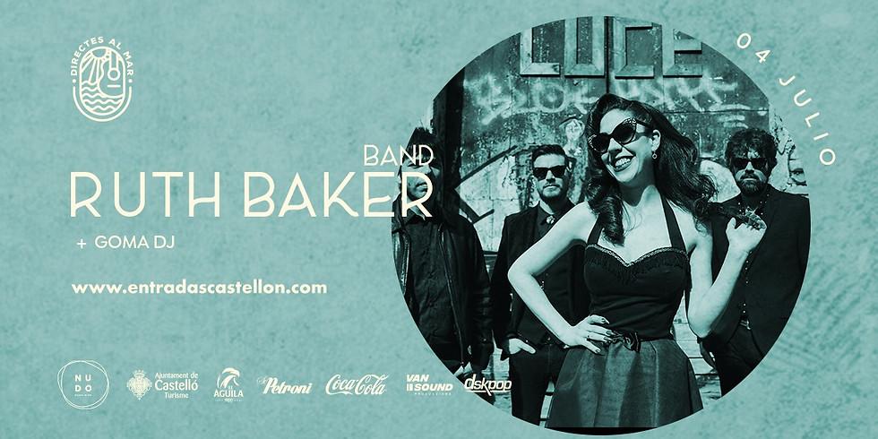 Directes Al Mar | RUTH BAKER BAND + ElGoma