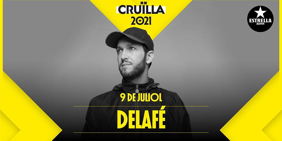 Festival Cruïlla   DELAFÉ