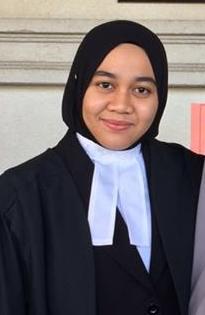 Our lawyer, Hayati