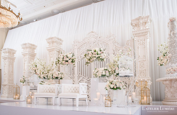 A Royal Stage