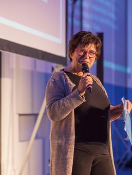 Maria Grazia Mattei, founder of MTMG