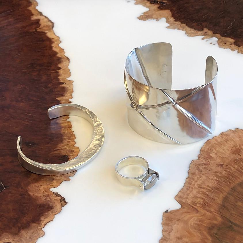 Contemporary jewellery weekend