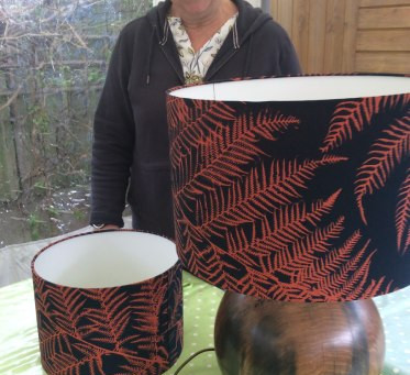 New Lamp Shade Workshops added