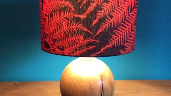 Terracotta Tree Fern 30cm Lampshade