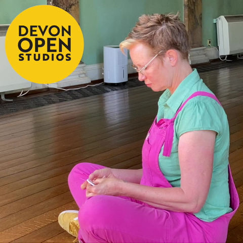 New Website for Devon Open Studios