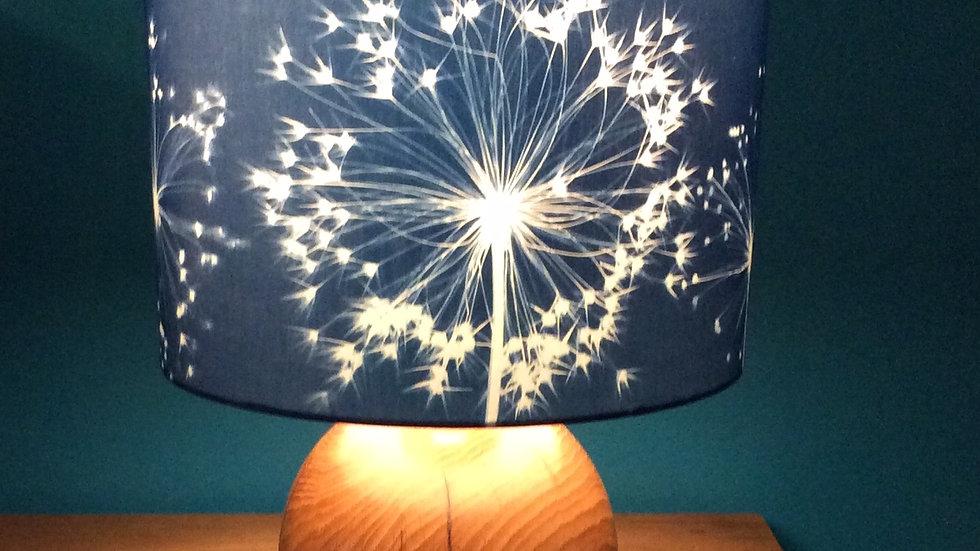 Allium Sun Printed Lampshade 30cm