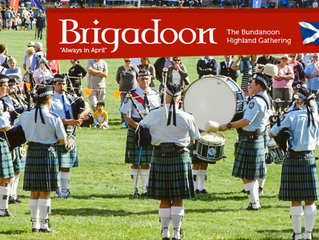Bundanoon Highland Gathering 2015