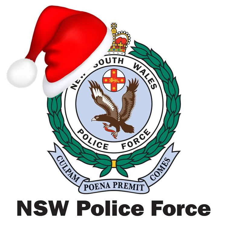Click on photo to ink to Police Christmas message