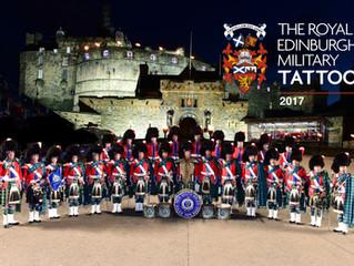 'Splash of Tartan' Royal Edinburgh Military Tattoo 2017