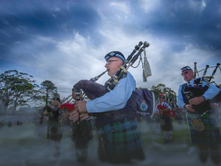 40th Bundanoon Highland Gathering      [1st April, 2017]