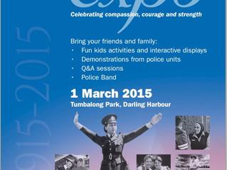 100 Years Anniversary of Women Policing NSW