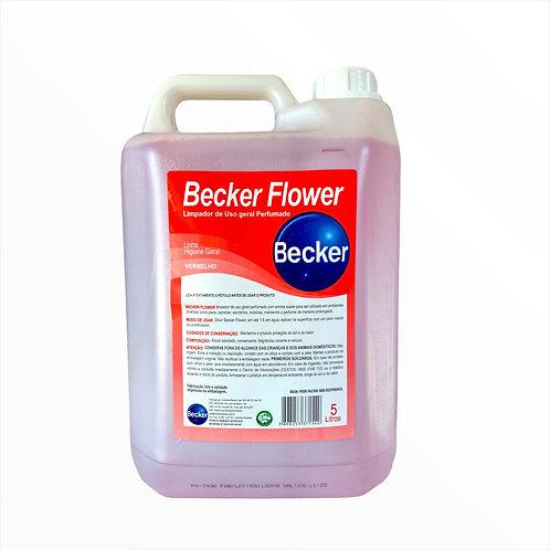 Limpador Perfumado Becker Flower 5L