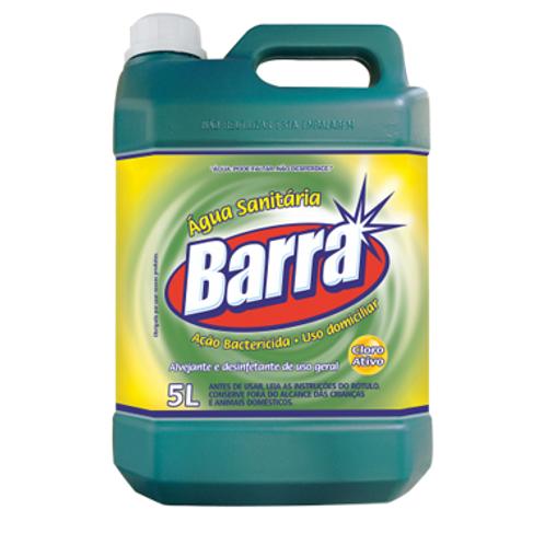 Água Sanitária Barra - 5 Litros