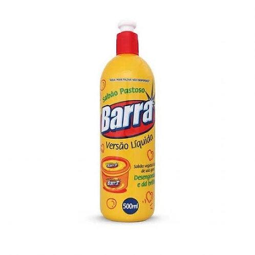 Sabão Pastoso Barra  - 500ml