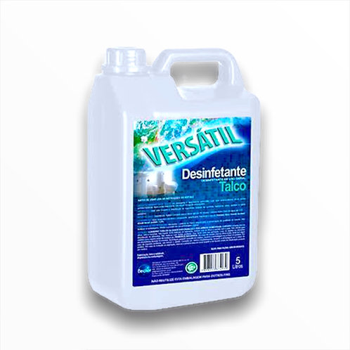Versátil Desinfetante Becker Talco - 5 Litros