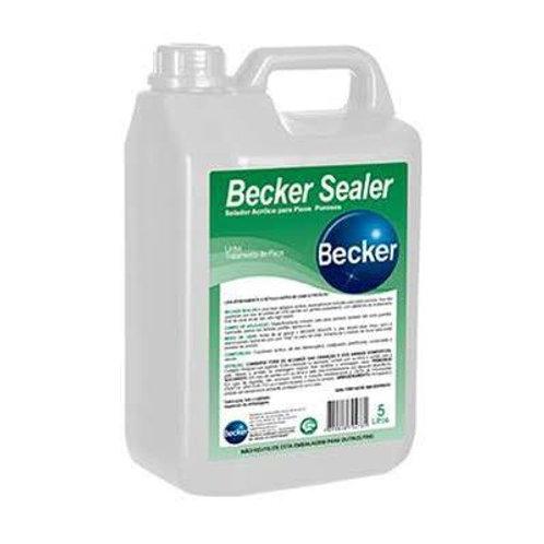 Becker Sealer 5 Litros - Selador acrílico para pisos.
