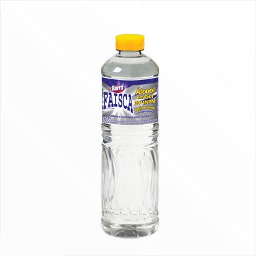 Álcool Em Gel Barra Faísca 70º INPM Com Glicerina