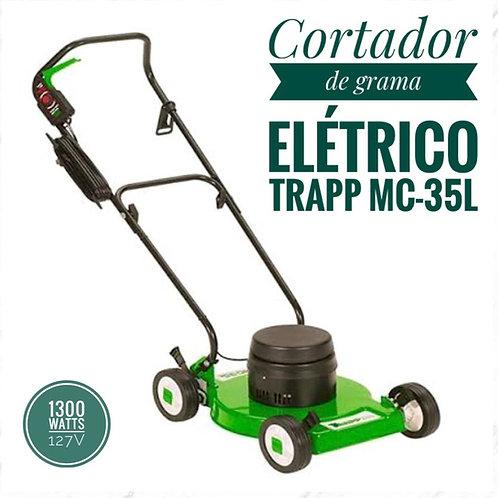 Cortador de grama elétrico Trapp MC-35L 127V