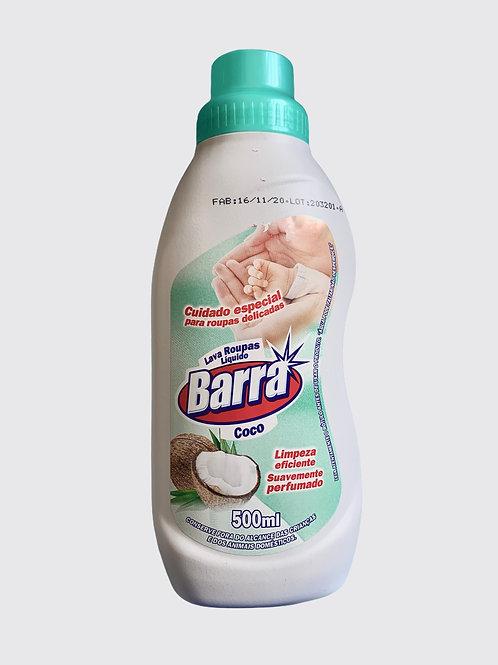 Lava Roupas Líquido Coco Barra - 500ml
