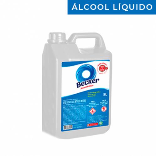 Álcool Etílico 70º INPM