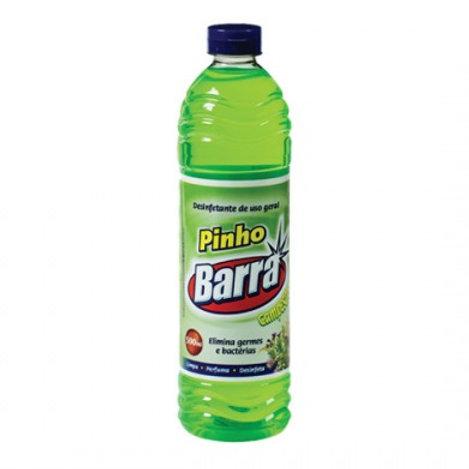Desinfetante Pinho Barra - 500ml