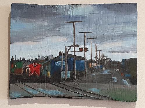 Summer Rain Train