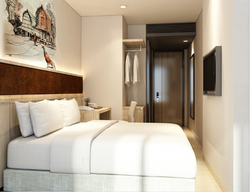 smart bed room