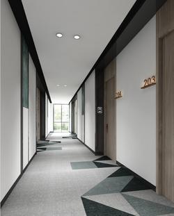 guest room koridor