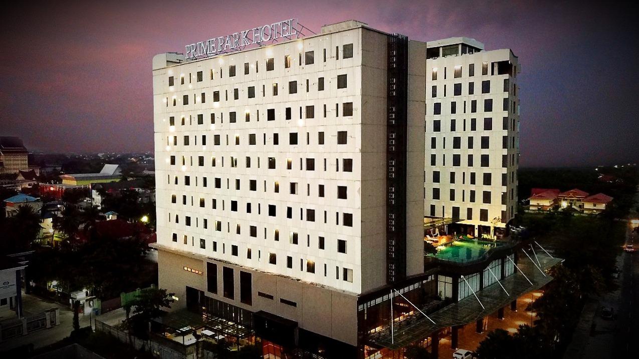 PRIME PARK Hotel & Convention Pekanbaru.