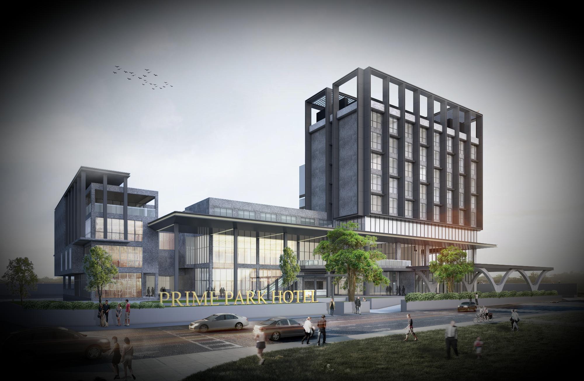 PRIME PARK Hotel & Convention Lombok