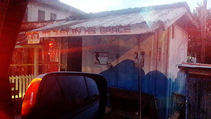 Solo in Accra