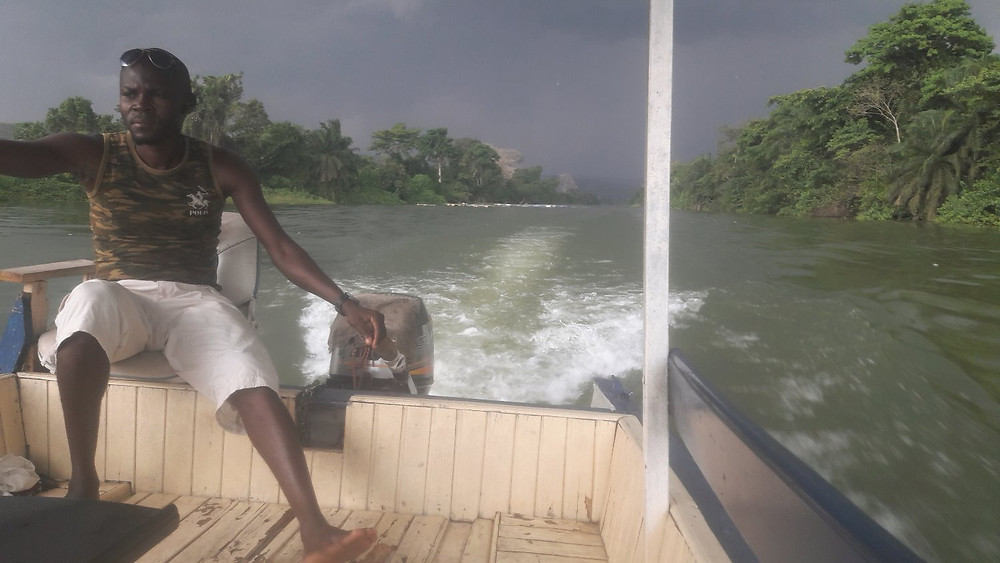 Expedition to the Volta Dam