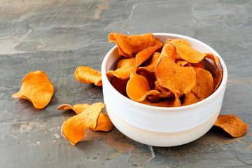 Gesunde Snacks/Chips selber machen