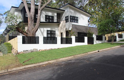 Thornleigh external front side elevation