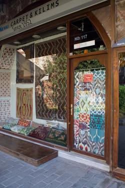 ERNE shop front