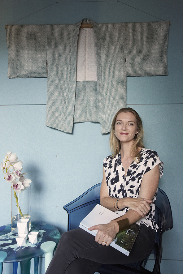 Jacqueline Bosscher sustainable interior designer
