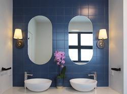 Thornleigh master bathroom vanity