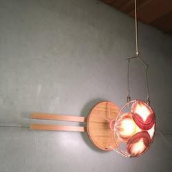 Cloakroom light fitting side lit 1