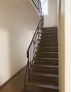 Clovelly stairwell