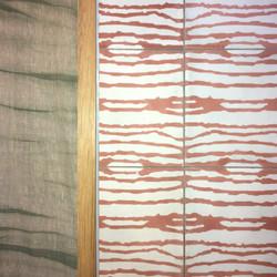 powder room tiles noren