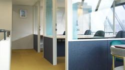 CP 2nd floor corridor offices