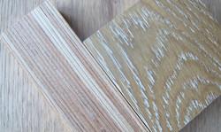 TDC timber samples