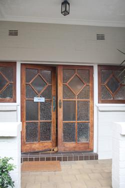 Chenta front door