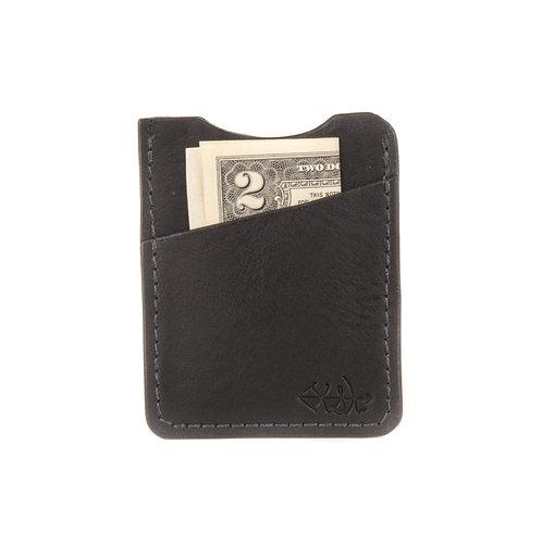 #77 The Connecticut Wallet (Black)
