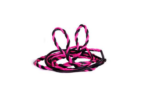 "B-55  ""Pink on Black"""