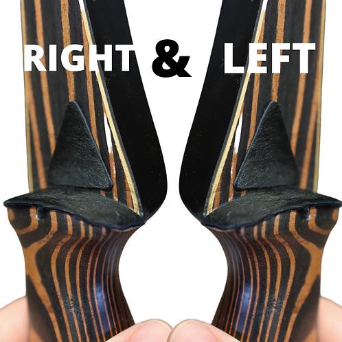 Calf Hair Arrow Rest (Recurve & Longbows)