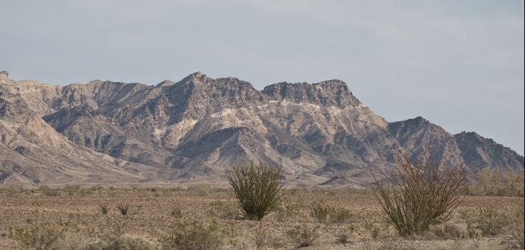 Big Maria Mountains