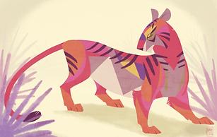 A tiger named Jenny.