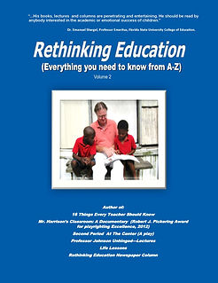 Draft Cover Rethinking Education  FRONT