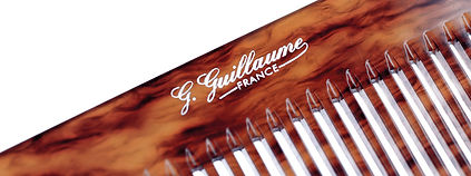 Hair Comb G.Guillaume